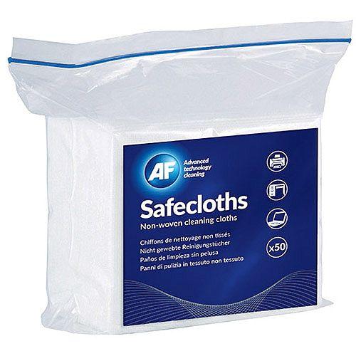AF Safecloths 50 Non Woven Large Cloths