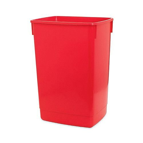 Addis Red 60 Litre Flip Top Bin Base Without Lid 510899