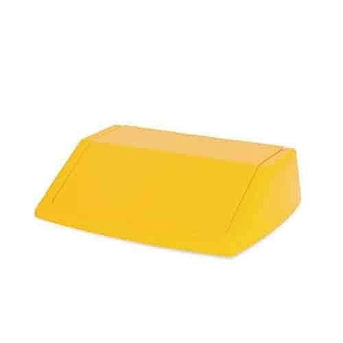 Addis Yellow 60 Litre Fliptop Bin Lid 512861