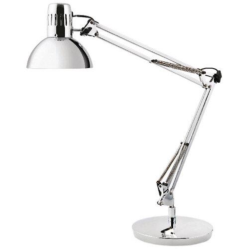Alba Archifluoch Desk Lamp Chrome