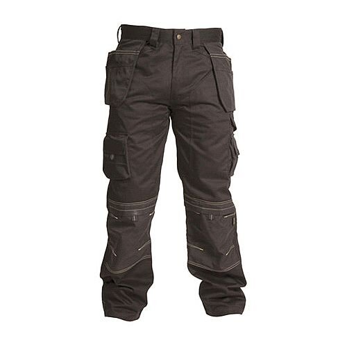 Apache Black Holster Trousers 34 inches Waist 31 inches Leg