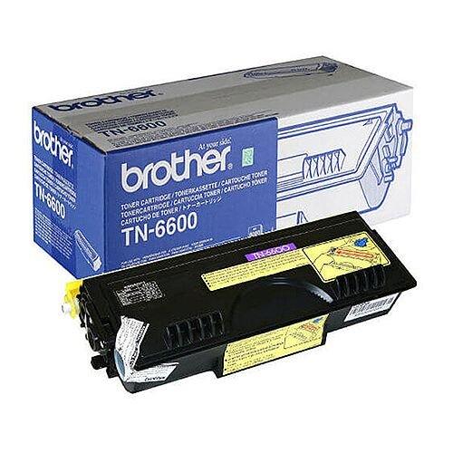 Brother TN-6600 Black High Capacity Toner Cartridge TN6600