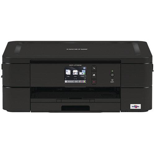 DCP-J772DW Brother 3-In-1 Inkjet Printer DCPJ772DWZU1
