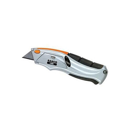 Bahco Professional Heavy Duty Trimming Quick Change Squeeze Knife 6 Blades