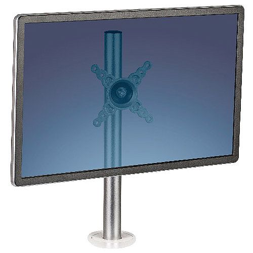 "Fellowes Lotus Single Monitor Arm 8042801 VESA Mount Compatible for up to 27"" Screen"