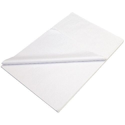 Bright Ideas Tissue Paper White 480 Pack BI2566