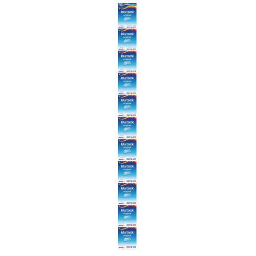 Bostick Blu Tack Impulse Clip Strip Pack of 12 30813273