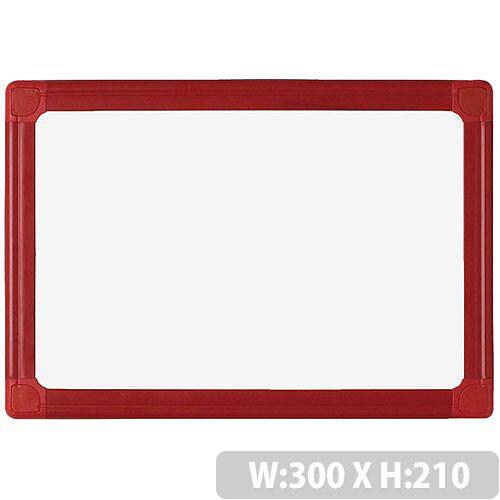 Bi-Office Portable Whiteboard 210 x 300mm MB80841036