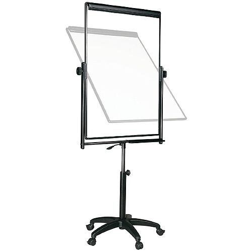 Bi-Office Performer Non-Magnetic Lift Flipchart Easel White EA5800145