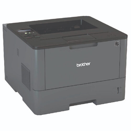 Brother Mono Laser Printer HL-L5200DW Grey HL-L5200DW