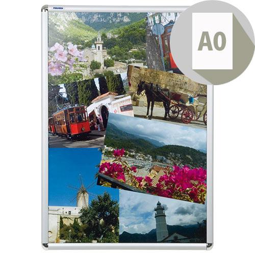 Franken A0 Aluminium Snap Frame 25mm BS0705