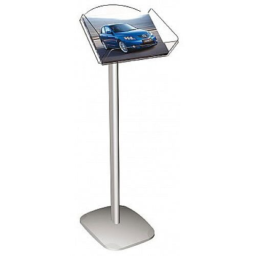 Franken Decorative Brochure Stand A4 Landscape BS1401
