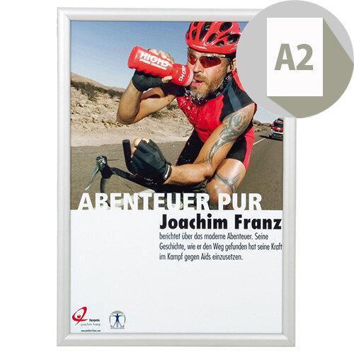 Franken A2 Exterior Aluminium Snap Frame BS1703