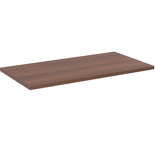 Universal storage extra shelf - walnut