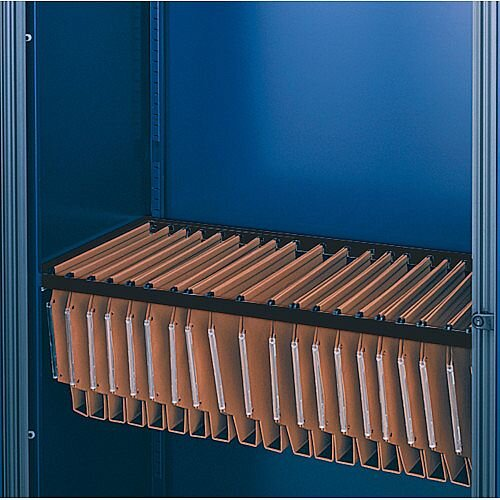 Bisley Lateral Filing Rail For Bisley Tambour Cupboards