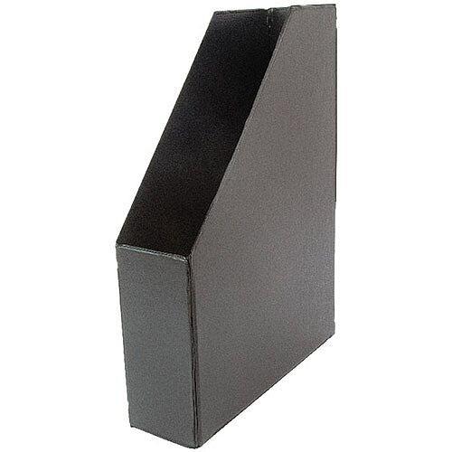 Elba A4 Jumbo Black Magazine Rack Pack of 5 100400637