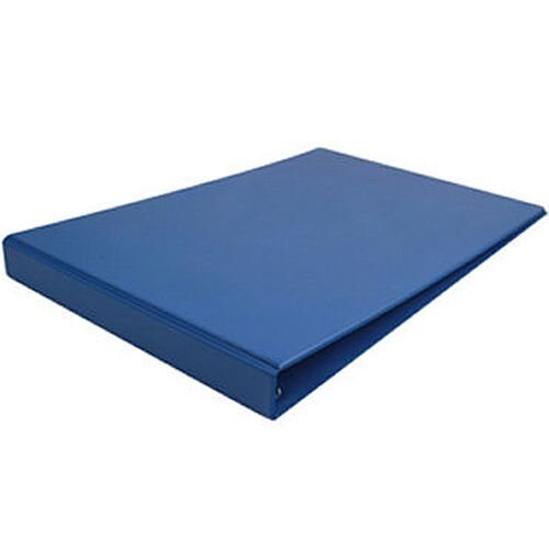 Elba 4D-Ring Binder PVC A3 30mm Upright Blue