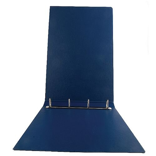 Elba 4D-Ring Binder PVC A3 30mm Oblong Blue