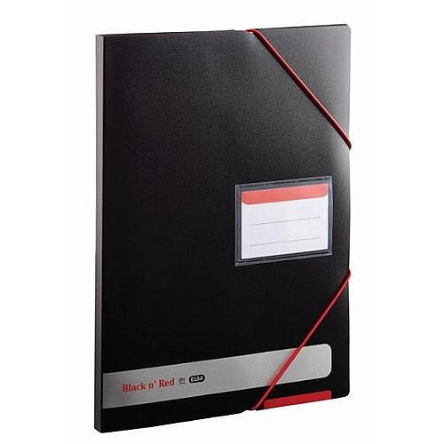 Black n Red By Elba Display Book 400050725