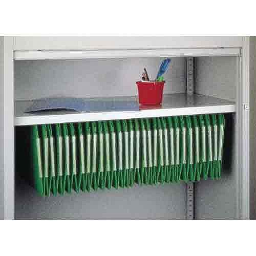 Bisley Eurotambour Shelf with Undershelf Filing BY32306