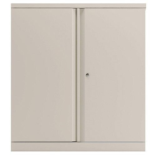 Bisley Chalk 1016mm 2 Door Cupboard BY74764