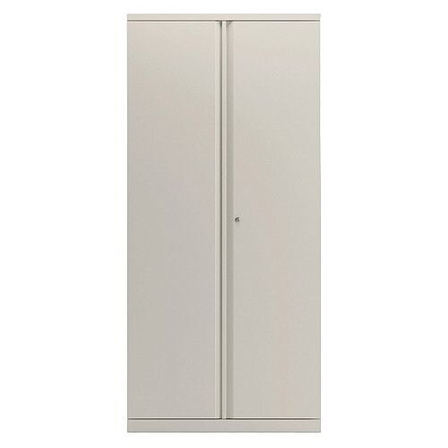 Bisley Chalk 1968mm 2 Door Cupboard BY74770