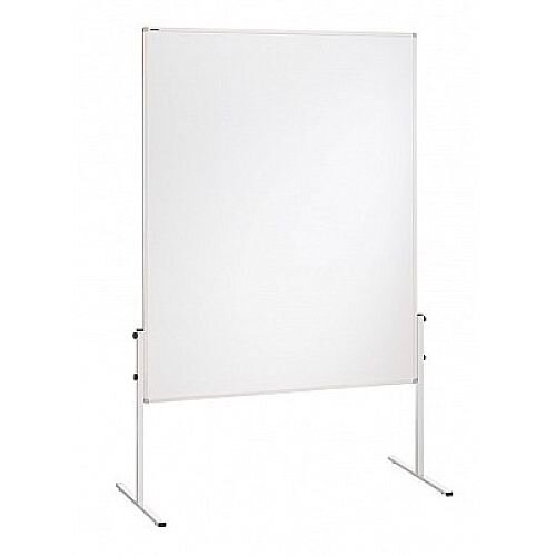 Franken ValueLine Training Board Standard 1200x1500mm Cardboard White CC-UMTK