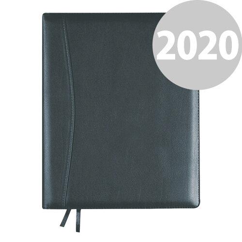 Collins Elite Executive Week to View 2020 Diary Black 1130V