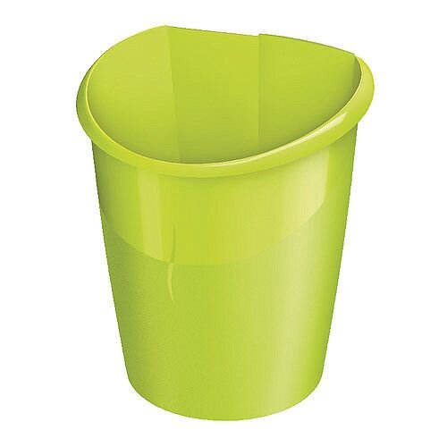CEP Ellypse Xtra Strong Waste Tub 15 Litre Anise (Pack of 1) 1003200301