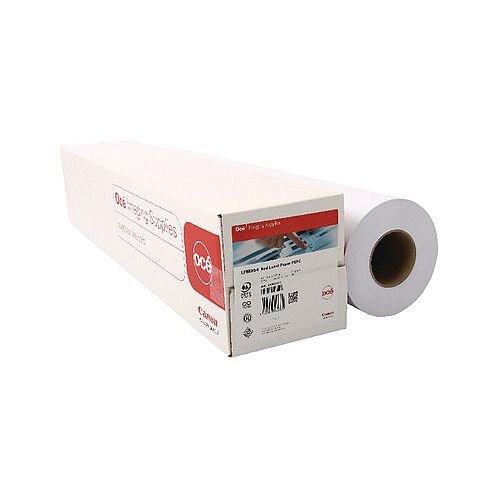 Canon Plain Uncoated Red Label Plotter Paper 841mmx175m