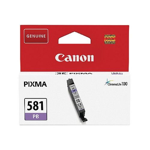 Canon CLI-581 Photo Blue Ink Cartridge 2107C001