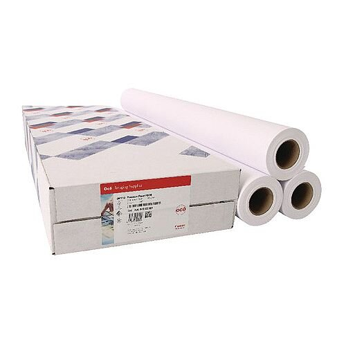Canon Coated Premium Inkjet Plotter Paper 610mmx45m (3 Pack) Ref 97003451