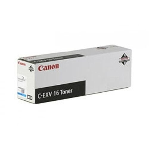 Canon C-EXV16 Cyan Toner Cartridge 1068B002