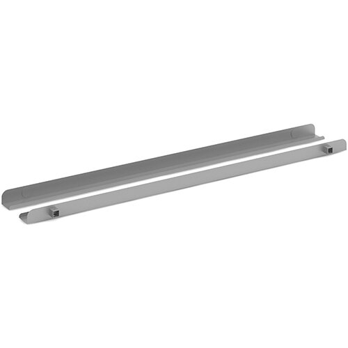 Connex single cable tray 1200mm - silver