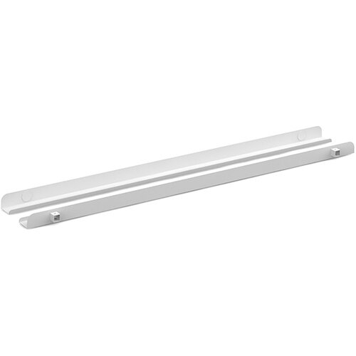 Connex single cable tray 1600mm - white