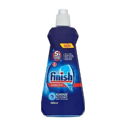 Finish Shine &Dry Dishwasher Rinse Aid 400ml Pack of 1