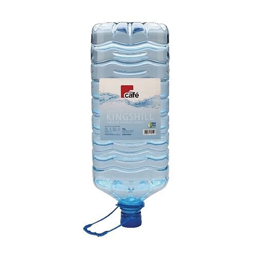 MyCafe Water Cooler Bottled Water from Scottish Hills for Office Water Dispensers, 15 Litres,  Recyclable  0201005