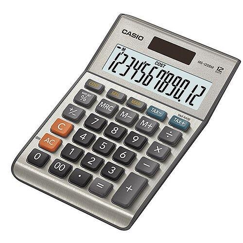 Casio MS-120BM Desktop Calculator