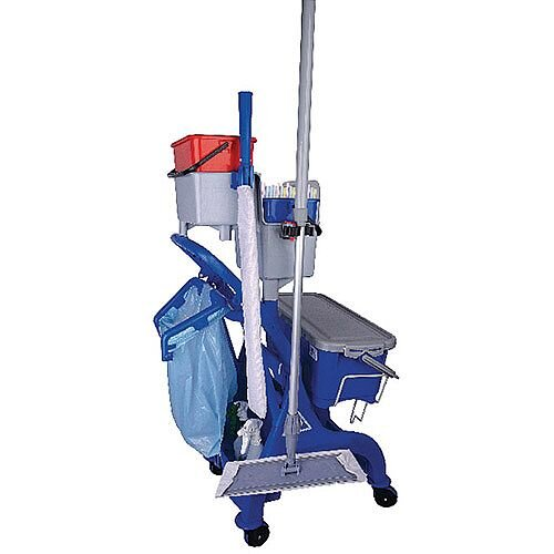 T9 Quick Response Cleaning Trolley Complete MWVTTD01L