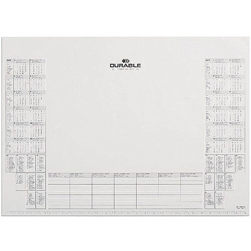 Durable Paper Inlay for Desk Mat 7292/02