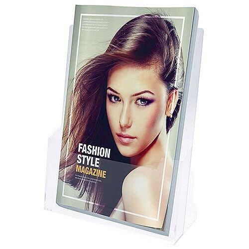A4 Literature &Brochure Holder 230x85x248mm DF10090