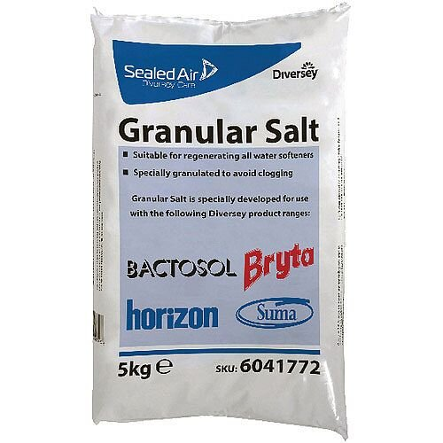 Diversey Granular Salt 5kg Pack of 3 6041772