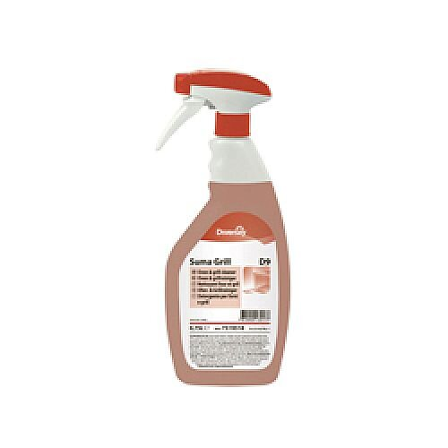 Suma Grill Cleaner D9 750ml 7519518 Pack of 6