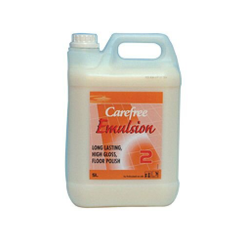 Carefree Floor Emulsion 5 Litre Pack of 2 403190