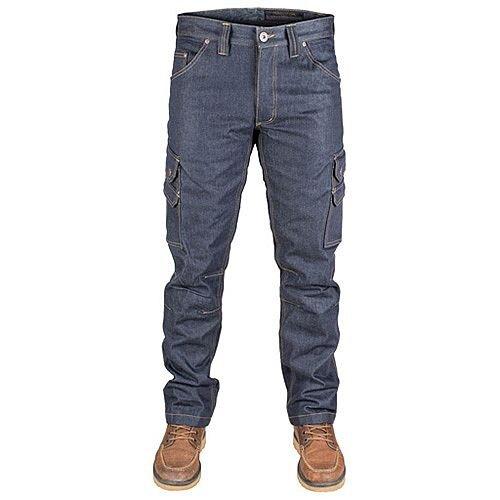 Snickers P60 Trousers DenimCordura Size W32L36 DW1
