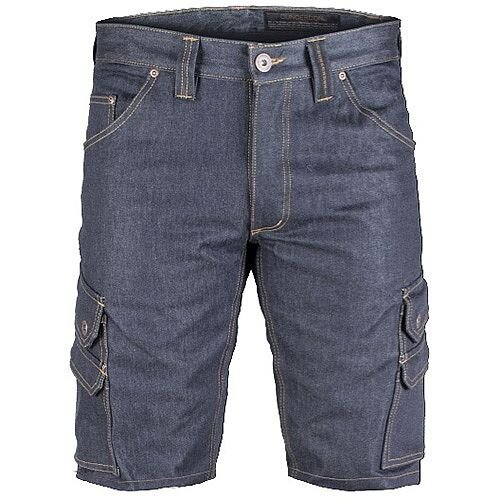 Snickers P60S Cordura Denim Shorts C50+ W33 DW1