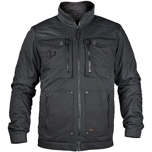 Dunderdon J56 Vantage Jacket Black Size M DW2