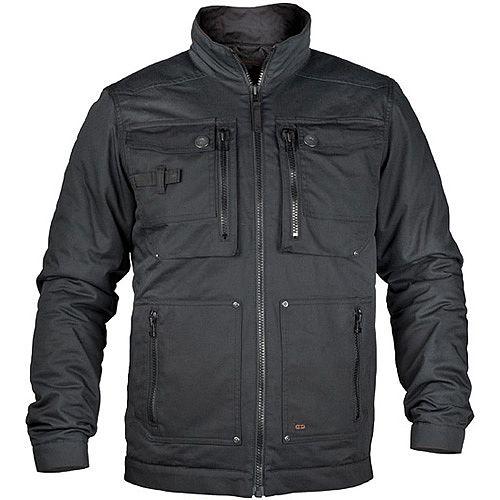 Dunderdon J56 Vantage Jacket Black Size XXL DW2