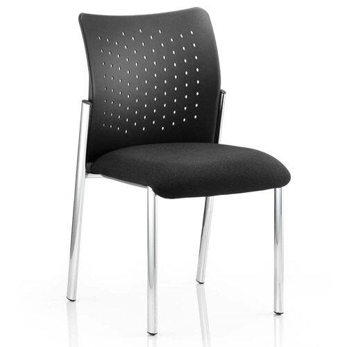 Academy Boardroom &Visitor Chair Black