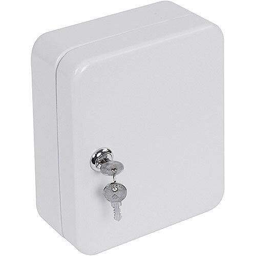 Phoenix 20 Hook Key Box KC0026K with Key Lock Grey
